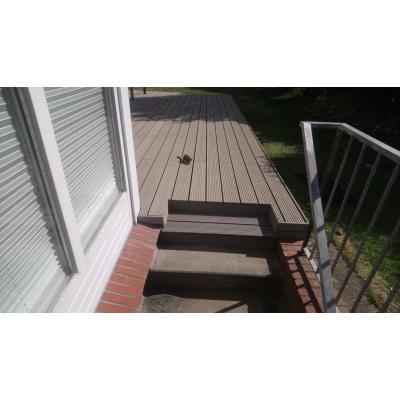 Treppenübergänge